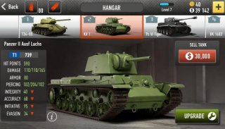 Скачать War of tanks: Online
